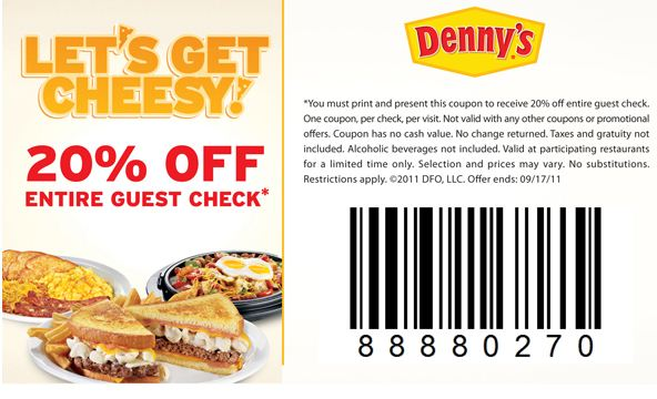dennys printable coupons dennys coupons prinatble 2015 menu discounts 2 21346