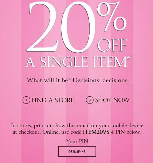 victoria secret printable coupon secret coupons printable coupons 25423 | Victorias New Secret Coupon Codes