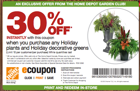 does homegoods have coupons coupons for home depot printable coupons 10792