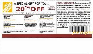Codes Internet Code Home Depot Coupon